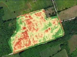Drones y cámaras espectrales